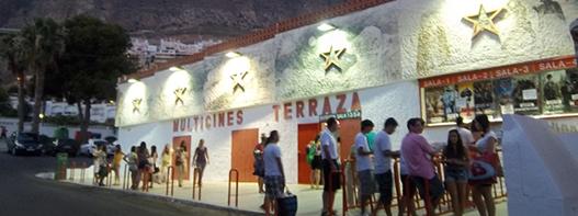 Terrazas aguadulce cines de almer a for Cine las terrazas
