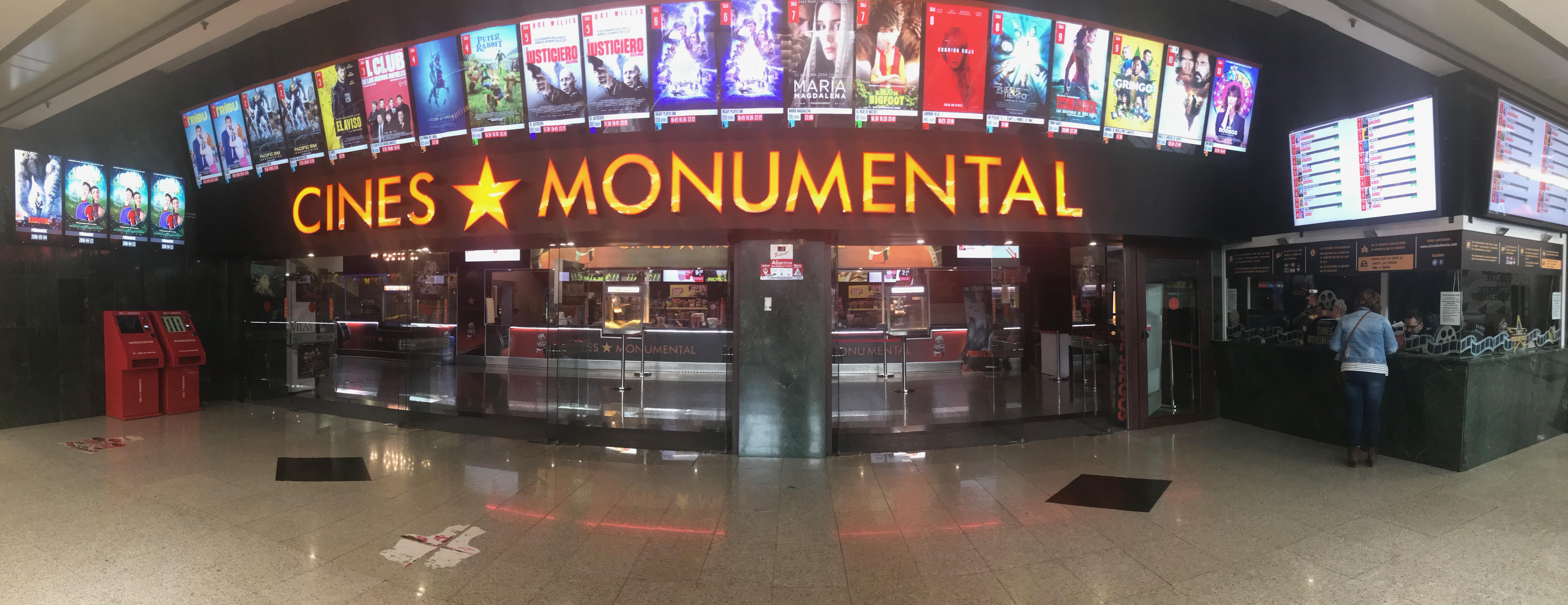Cines Monumental Cines De Almeria