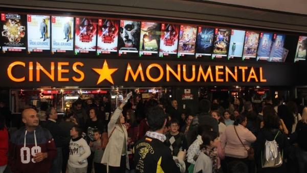 3 4 Y 5 De Junio Fiesta Del Cine En Cines Monumental